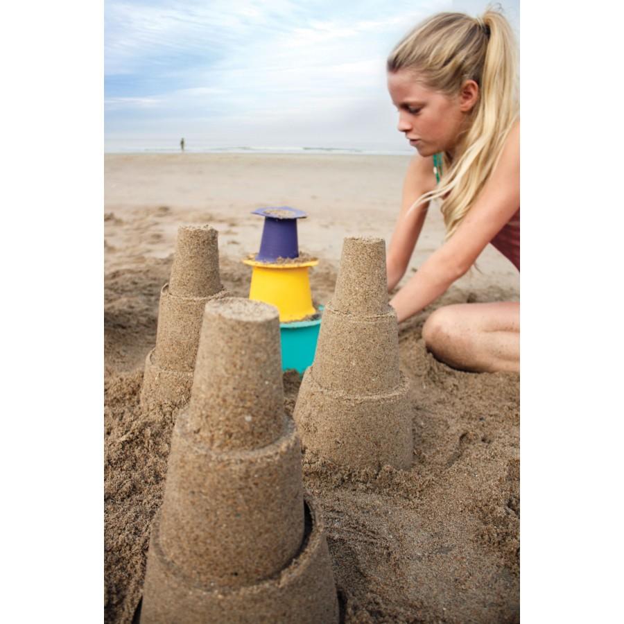 seau sans fond pour ch teaux de sable ou de neige jouets. Black Bedroom Furniture Sets. Home Design Ideas