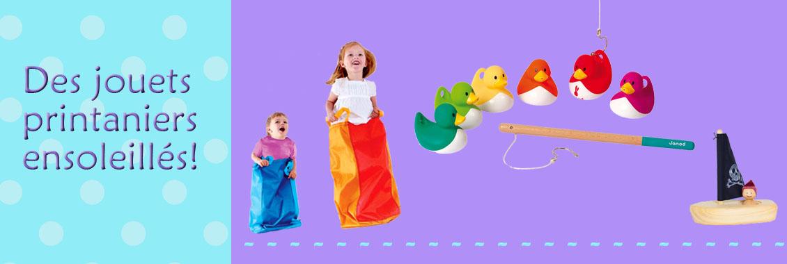 Julie jouets boutique en ligne de jouets en bois et for Jouet exterieur 3 ans