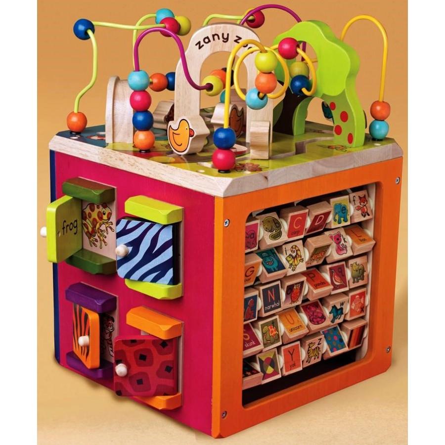 cube d 39 activit s ducatif g ant btoys jouets b b s cpe garderie 12 mois 1 an 2 3 ans. Black Bedroom Furniture Sets. Home Design Ideas