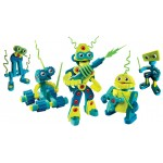 L'Invasion des robots - Bloco