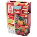 Tutti-Frutti - Scented Modeling Dough 6 packs Tropical Scents