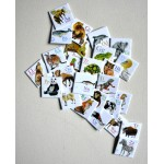 Alphabet and Animals Magnets - Made in Canada