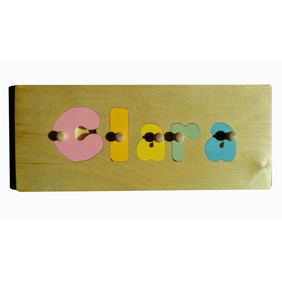 casse t te pr nom personnalis vintage lettres minuscules avec bouton pastel fille nom. Black Bedroom Furniture Sets. Home Design Ideas