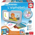 Let's learn Alphabet - Educa (French Only)