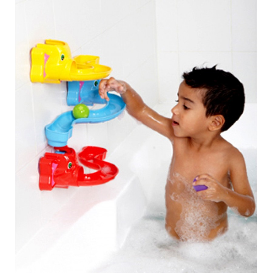 glissade balles des l phants jouet de bain jouets. Black Bedroom Furniture Sets. Home Design Ideas