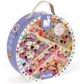 Round Puzzle The School - 208pcs