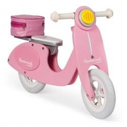 Scooter rose - Vélo d'équilibre sans pédale