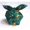 "Kids Bindle ""Forest Animals - Green"""
