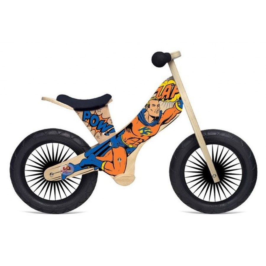 v lo draisienne super h ros bicycle d 39 quilibre sans p dale kinderfeets v lo d 39 apprentissage. Black Bedroom Furniture Sets. Home Design Ideas