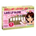 Lava Lip Gloss DIY - All Natural