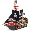 Barbarossa Wooden Pirate Ship