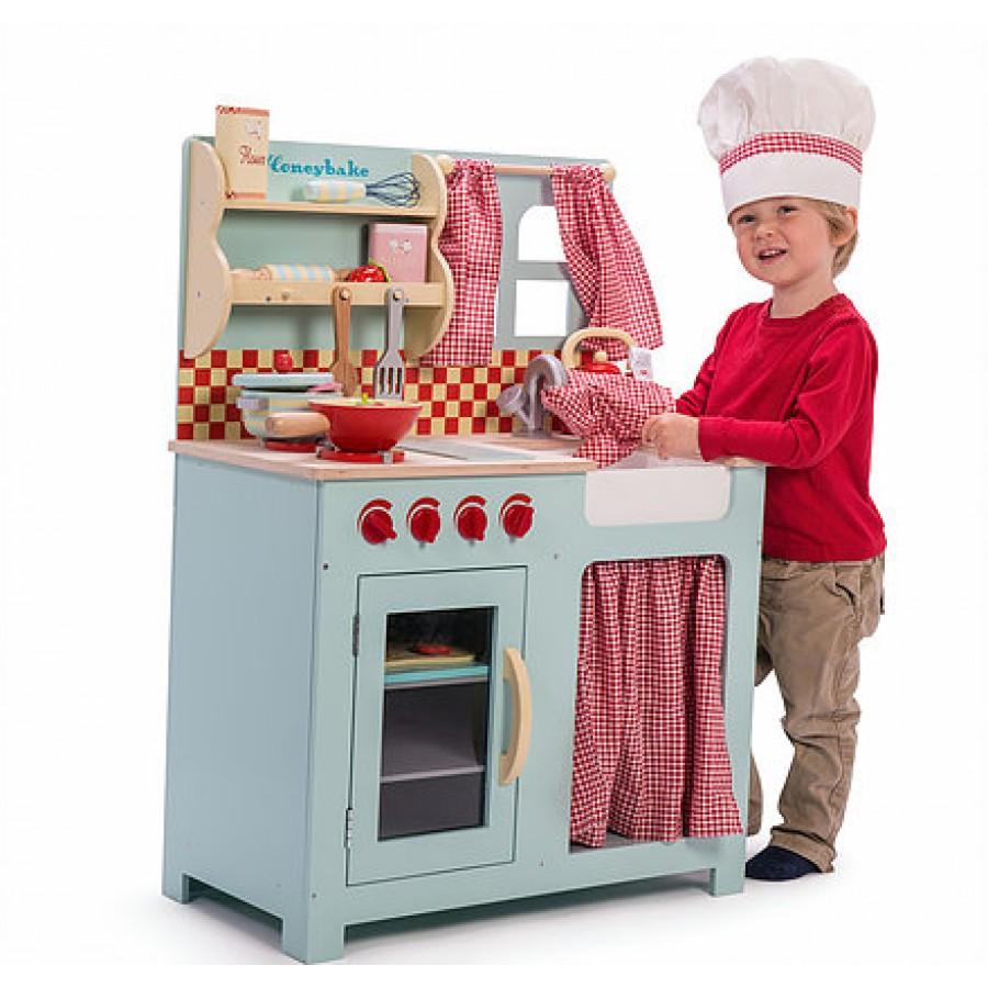 Cuisini re vintage en bois le toy van cuisine for Toy van cuisine