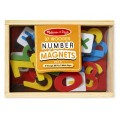 Magnetic Wooden Numbers - Melissa & Doug