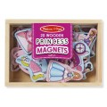 Wooden Princess Magnets - Melissa & Doug