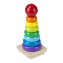 Rainbow Stacker Ring