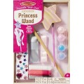 Decorate your own wooden Princess Wand