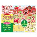 Scratch & Sniff Sticker Pad - Fruitville