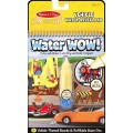 Water WOW! Vehicules - ON the GO Travel Activity
