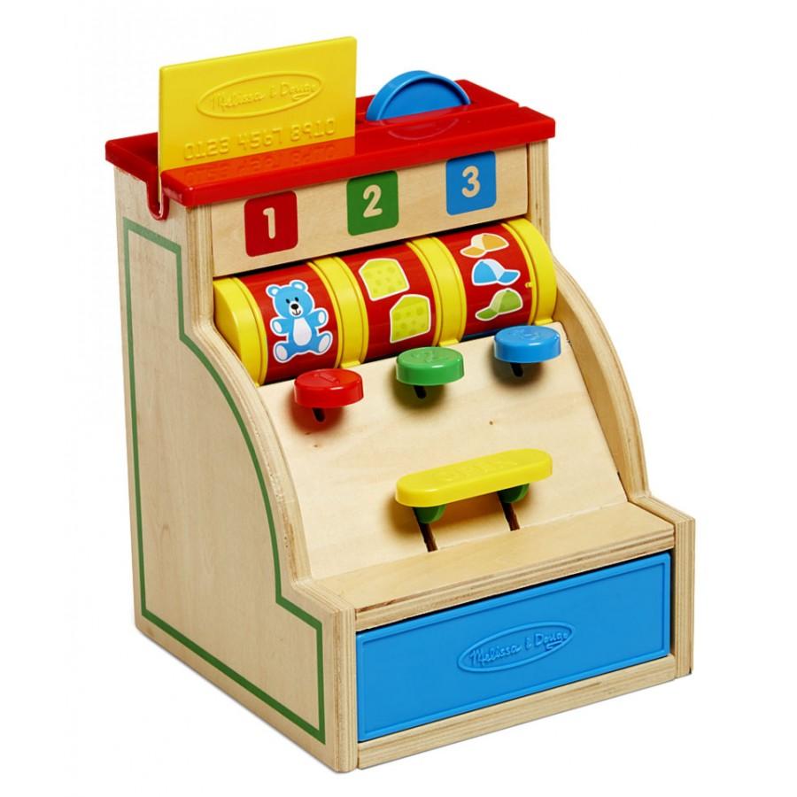 caisse enregistreuse jouet classique en bois pour les enfants r tro vintage ducatif. Black Bedroom Furniture Sets. Home Design Ideas
