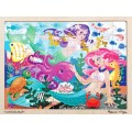 Mermaid Fantasea Jigsaw Puzzle - 48 Pieces
