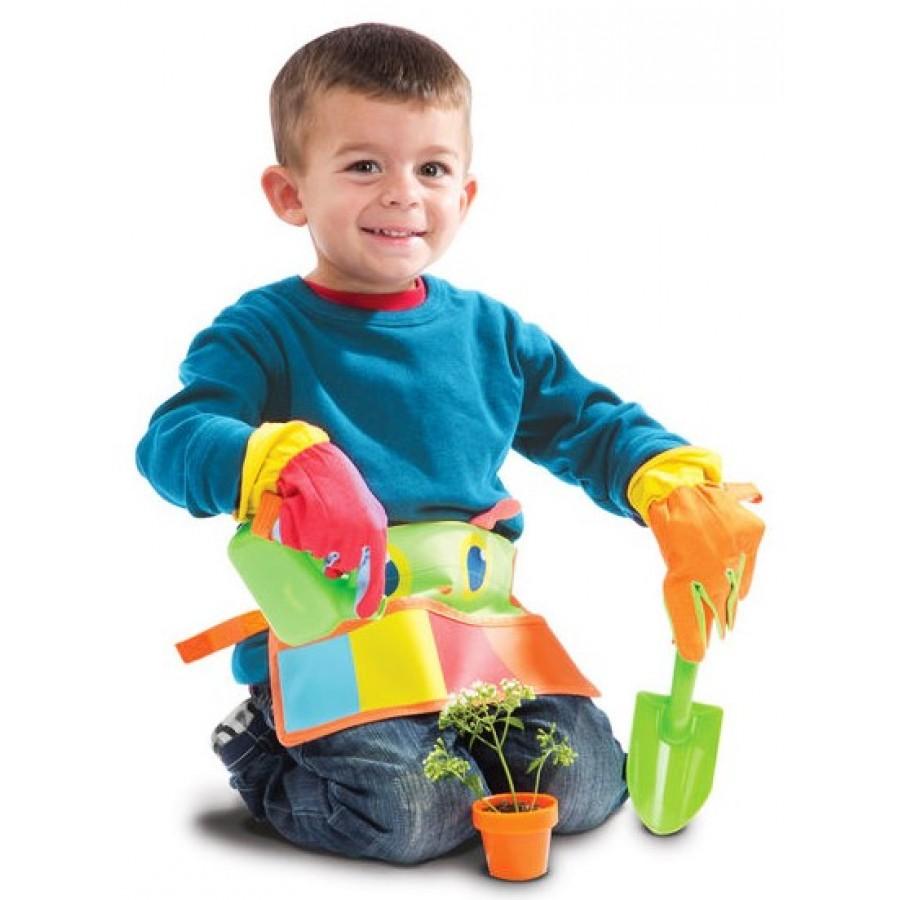 ceinture de jardinage pour enfants melissa doug. Black Bedroom Furniture Sets. Home Design Ideas