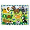 Chunky Puzzle Domestic Animals