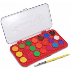 Deluxe Watercolor Paint set