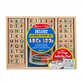 Alphabet and Numbers Stamp Set