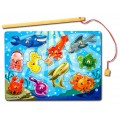 Fishing Magnetic Puzzle Game - Melissa & Doug