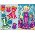 Chunky Puzzle Dress-up Mermaid