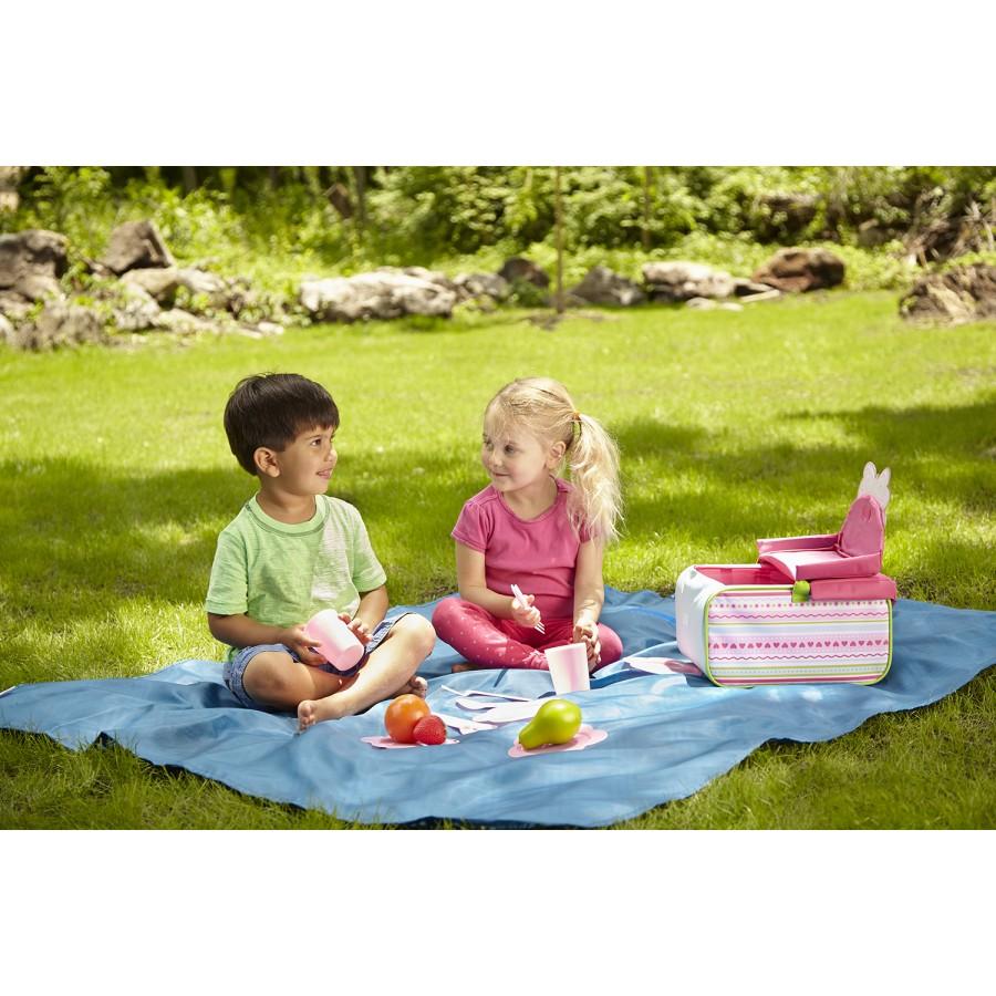 panier pique nique complet picnic en plein air pic nic ext rieur jouet pour enfants. Black Bedroom Furniture Sets. Home Design Ideas