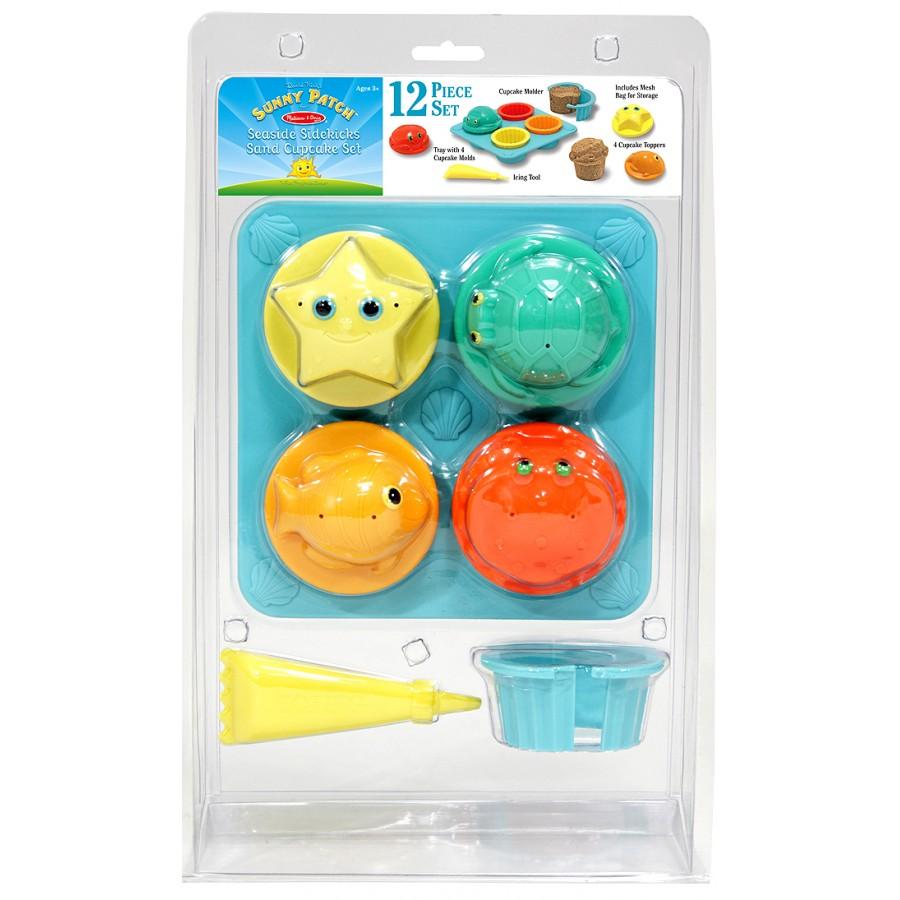 Petits g teaux muffins cupcake de sable moules jouet de for Jouet exterieur 3 ans