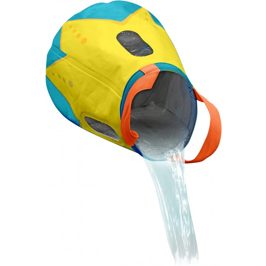 seau repliable compact eau sable julie jouets jouet plage mer piscine vacances dans le sud jeu jeux 2 3 4 5 6 7 8 ans melissa doug garcon fille sceau