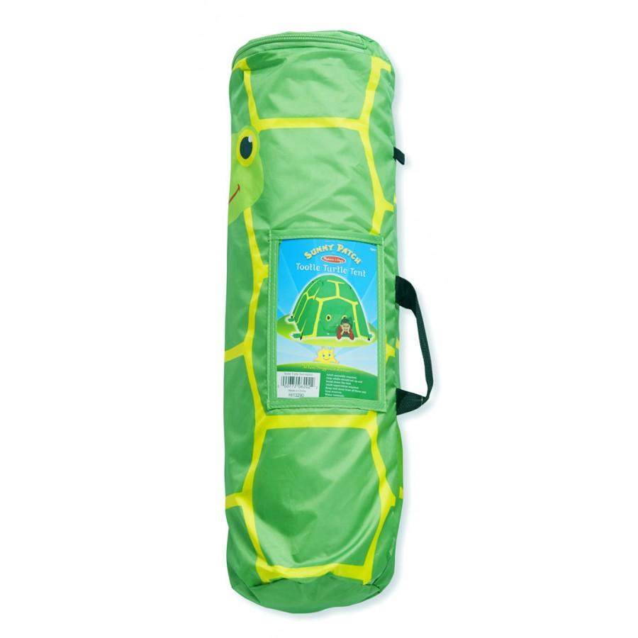 Tente tortue verte pour enfants camping int rieur for Jouet exterieur 3 ans