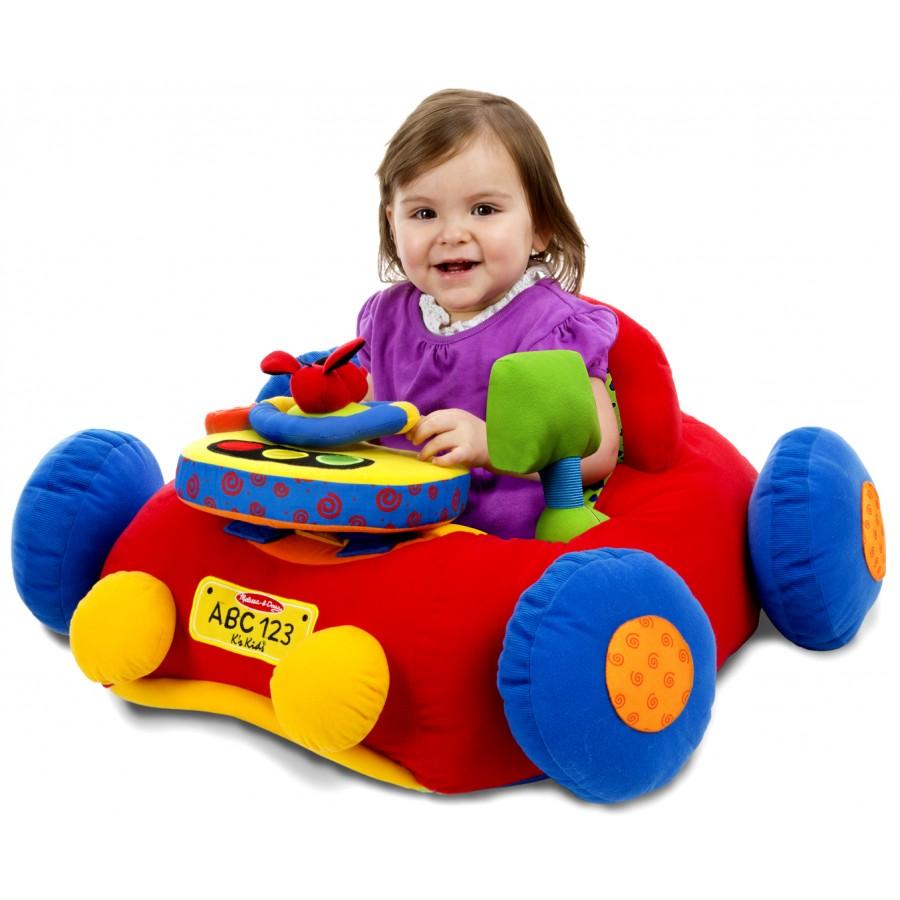 voiture d 39 activit s coussin e voiture rouge beigne coussin mou tissu auto b b enfant. Black Bedroom Furniture Sets. Home Design Ideas