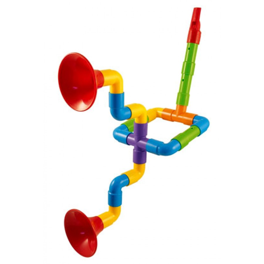 Super saxoflute instrument musique enfant construire for Musique piscine