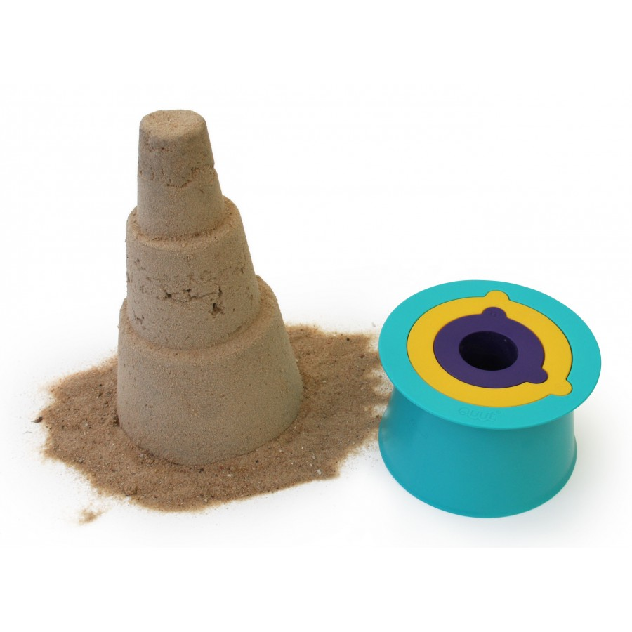 seau sans fond pour chteaux de sable ou de neige