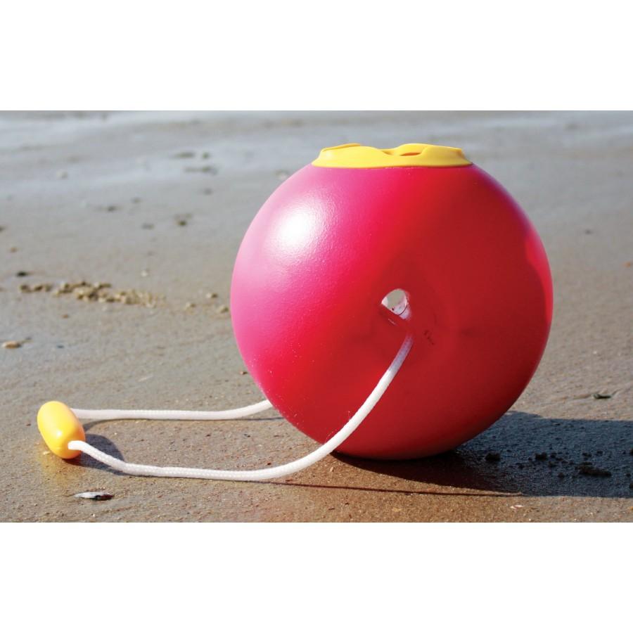 Seau ballon r sistant pour le sable et l 39 eau sceau dans le sud en t c - Ballon eau chaude pour 4 personnes ...