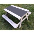 Chalkboard Playtable 2 in 1