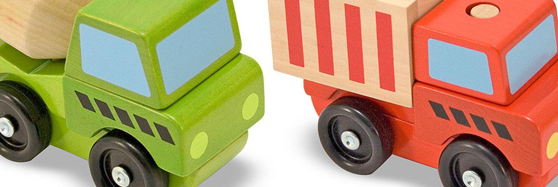 camions et v hicules jouets en bois voitures gar on julie jouets camions de pompier. Black Bedroom Furniture Sets. Home Design Ideas
